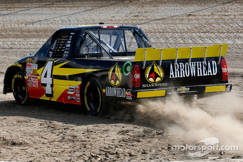 The Sprint Cup Series on dirt? Hmmmm.