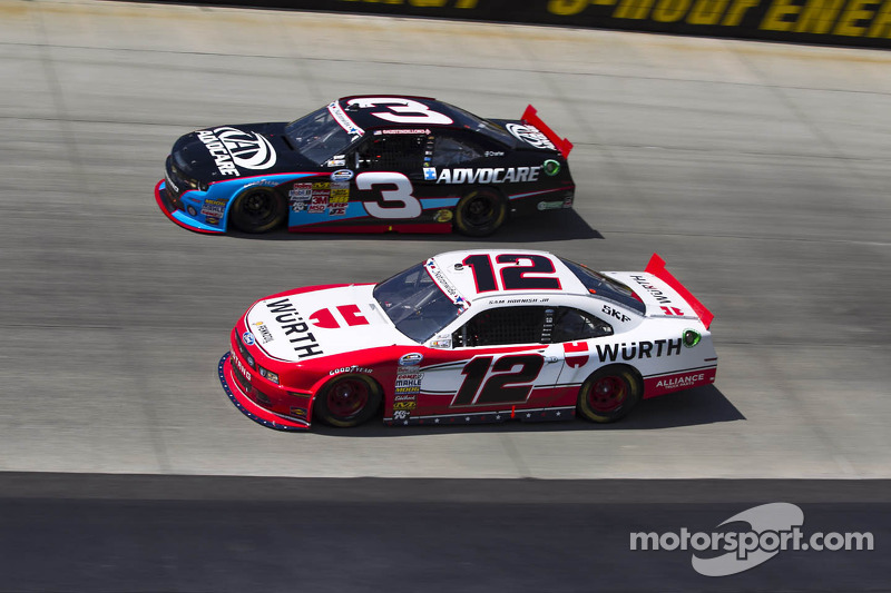 Just in time: Hornish returns to points lead for Indy