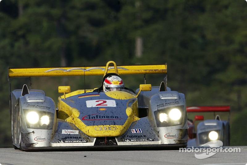 ALMS 2002: Audi and Tom Kristensen the series champions