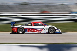Grand-Am Breaking news NAEC titles on line in Brickyard Grand Prix