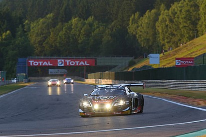 Best Audi customer on grid position 20 at Spa