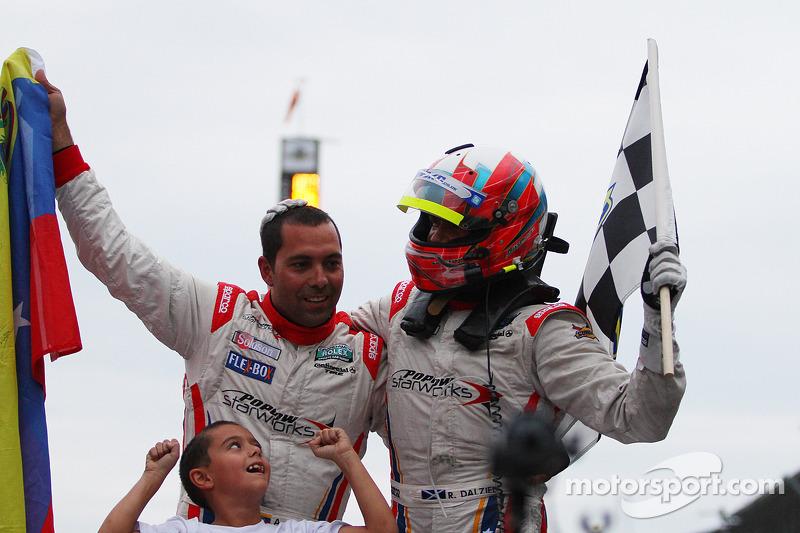Brickyard Grand Prix goes to Dalziel and Popow
