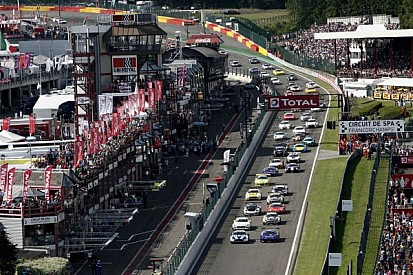 24 Hours of Spa started with a six hour sprint