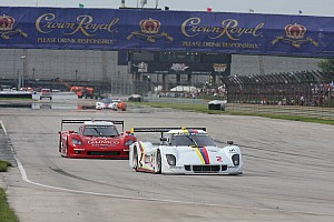 Grand-Am Race report Dalziel storms to Indy win and takes lead in series