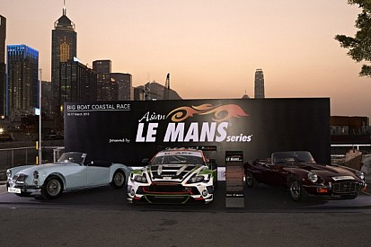 All systems go for the Asian Le Mans Series at Inje