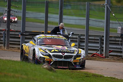 Bitter disappointment for Marc VDS at Spa
