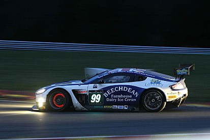 Top-10 finish for Daniel McKenzie in 24 Hours of Spa