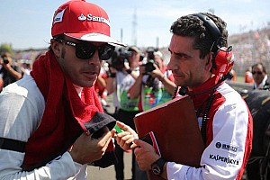 Formula 1 Breaking news Ferrari issues rebuke as Alonso loses patience