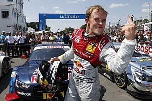 DTM Breaking news Audi and Ekström penalty upheld by DMSB, no winner at Norisring