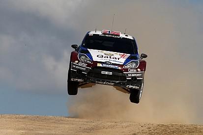 Qatar M-Sport 'yump' to it in Finland