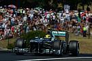 Schumacher surprised by top Mercedes form