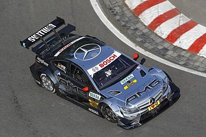 Mercedes ahead Russian DTM premiere