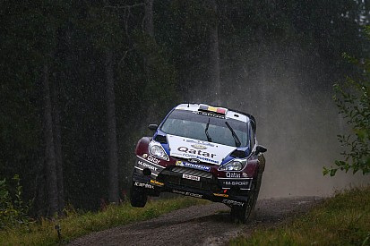 Neuville and Østberg still flying high on Day 2 in Finland