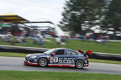 Figge and Wilkins take GT, GTS wins in race 1 at Mid-Ohio