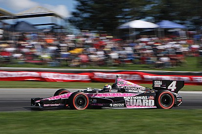 Panther's Servia finishes in 14th position at Mid-Ohio