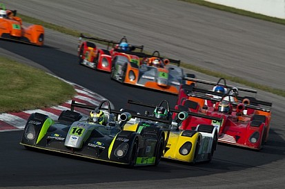 Points leader Rayhall and his Prototype Lites rivals head to Road America