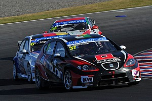 WTCC Race report Muennich Motorsport with a top ten ranking at the Argentina