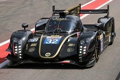 Lotus Praga LMP2 Inside: Dominik Kraihamer