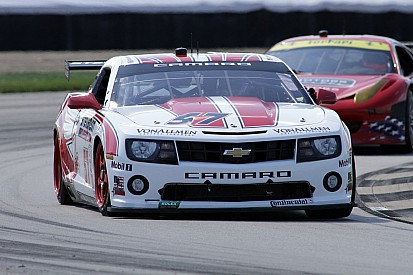 Triple duty for Edwards at Road America with GRAND-AM and ALMS