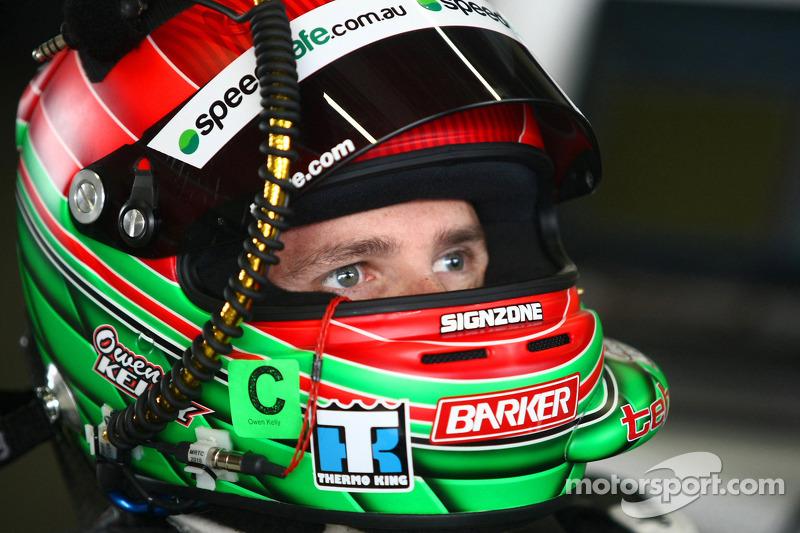 Aussies team up for Owen Kelly's NASCAR dream at Watkins Glen