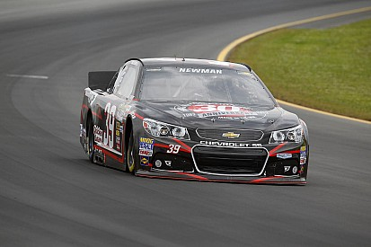 Ryan Newman hopes for a trophy at Glen