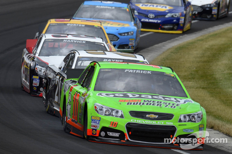 Danica Patrick back to Glen for 8th start