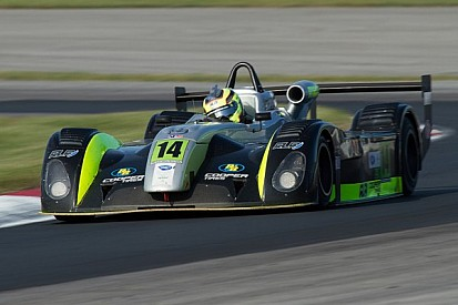 Rayhall captures Prototype Lites pole in Elkhart Lake