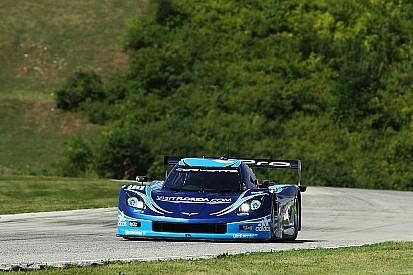 Spirit of Daytona Racing hosts Corvette owners at Road America