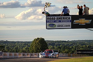 Grand-Am Race report Two podium finishes for Action Express Racing Corvette DP at Road America