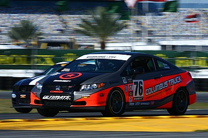 Top-five CTSCC finish for Burrows and Mason at Road America