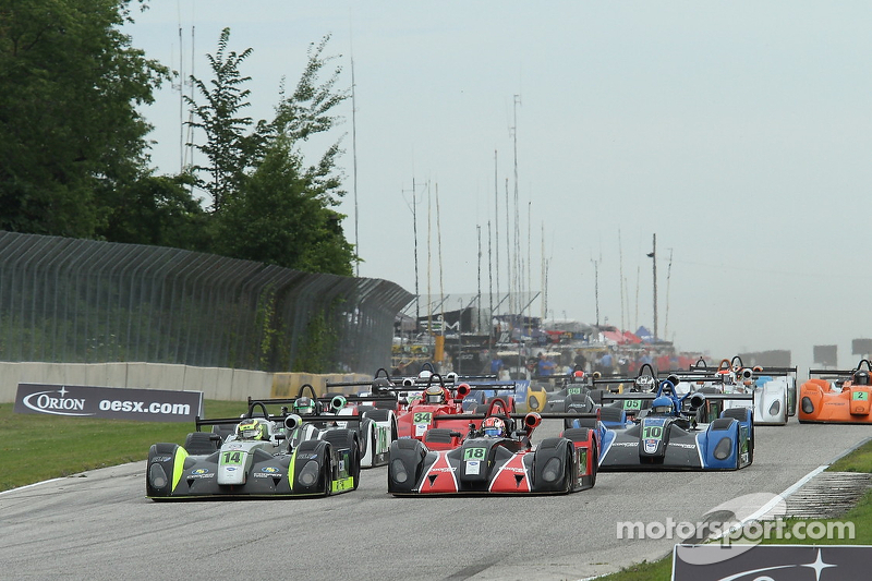 """Booth makes it """"two for two"""" in Prototype Lites at Road America"""