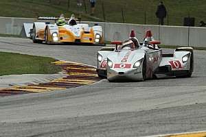ALMS Race report DeltaWing leads 16 laps at Road America
