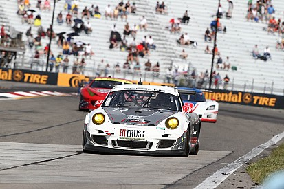 Park Place Motorsports returns to victory lane at Road America