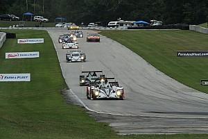ALMS Race report HPD teams continue winning ways at Road America