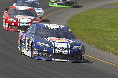 Series of incidents leads to a 40th-place finish for Kvapil in Watkins Glen