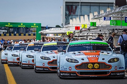 Aston Martin takes five cars to Sao Paulo WEC round