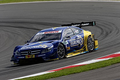 Seventh race of the season for Mercedes at the Nürburgring