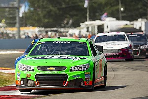 NASCAR Cup Preview Patrick will use gained knowledge to perform well at Michigan