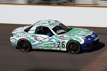 Freedom Autosport still in points battle heading into Kansas