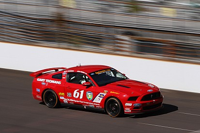 Billy Johnson leads opening CTSCC practice at Kansas Speedway