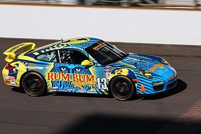 Rum Bum Racing takes third on Kansas Speedway CTSCC grid