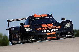 Grand-Am Qualifying report Wayne Taylor Racing and Angelelli qualified on 5th start position at Kansas Speedway
