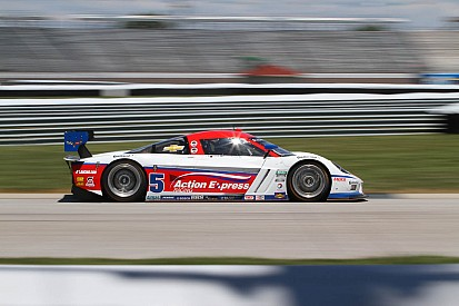More momentum for Action Express Racing in Kansas qualifying