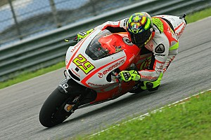 MotoGP Practice report Pramac Racing's Iannone very close to Q2 at Indianapolis