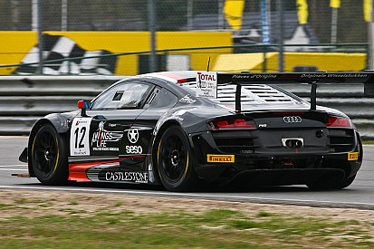 Results in Slovakia put the Belgian Audi Club Team WRT on top