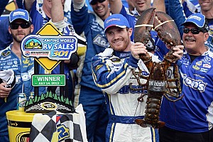 NASCAR Cup Breaking news Vickers will take over the MWR's Toyota, replacing Martin