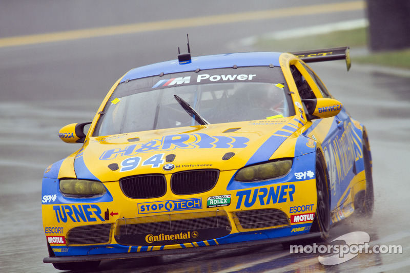 Top-5 finish in no. 96 GS class M3 for Auberlen and Dalla Lana at Kansas