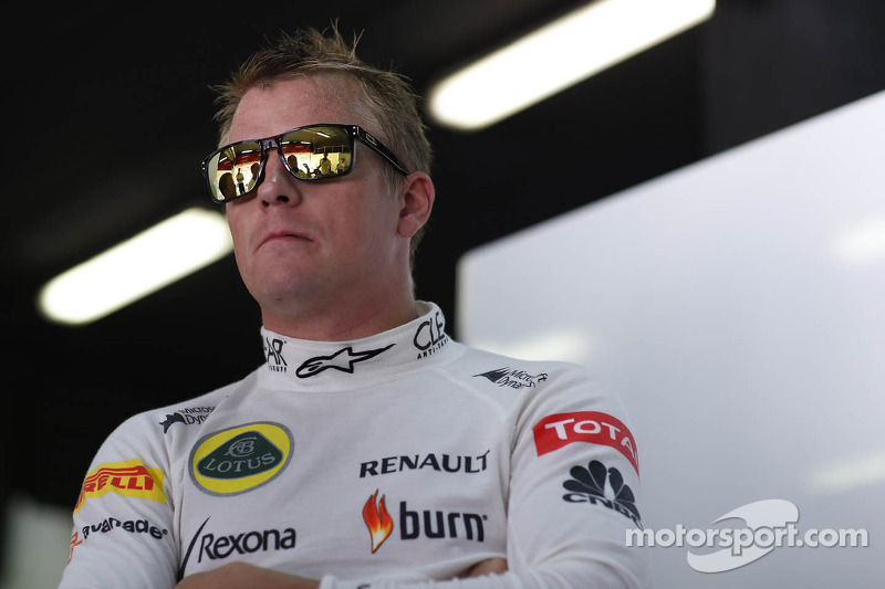 Raikkonen admitted Ferrari move at Finnish party