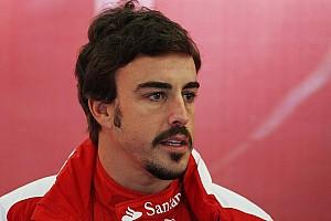 Formula 1 Interview Alonso insists 'zero problems' with di Montezemolo