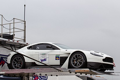 TRG-AMR to debut Vantage V12 GT3 with Buckler driving at Sonoma